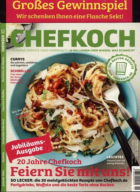 Chefkoch-Abo