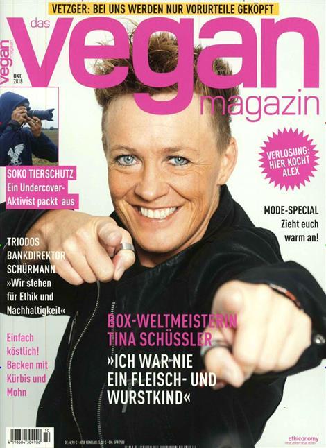 vegan magazin abo vegan magazin probe abo vegan magazin. Black Bedroom Furniture Sets. Home Design Ideas