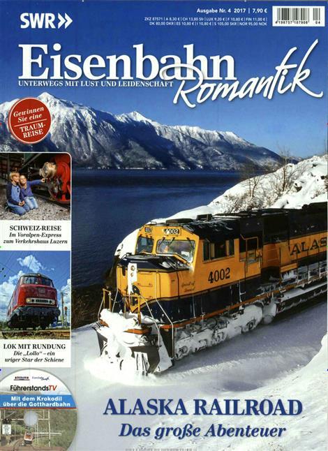 Eisenbahn-Romantik-Abo