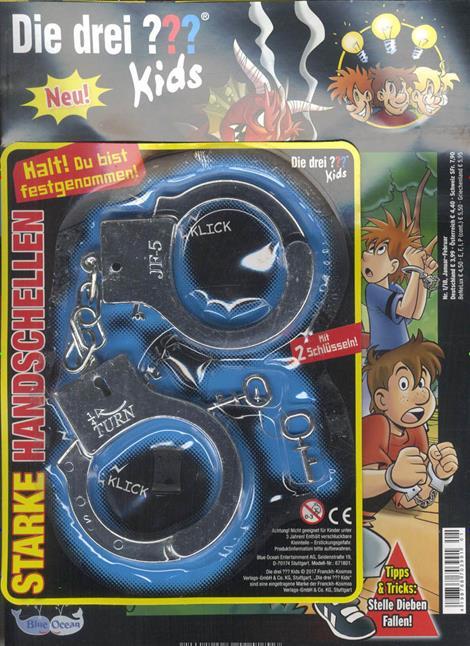 Drei-Fragezeichen-Kids-Abo