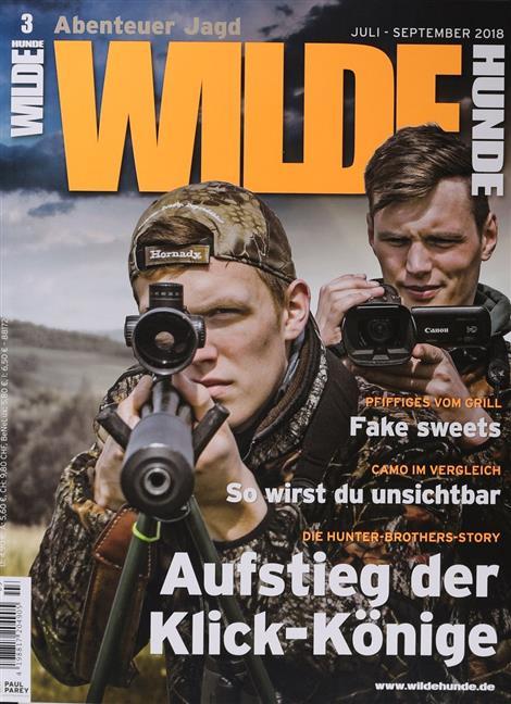 Wilde-Hunde-Abo