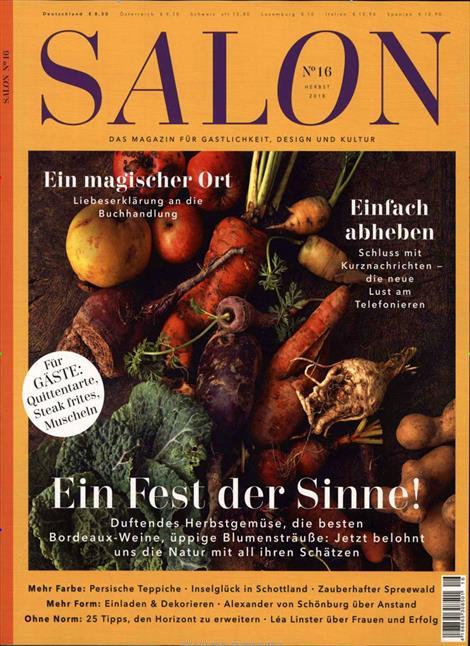 SALON-Abo