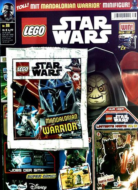 Lego Star Wars Cover