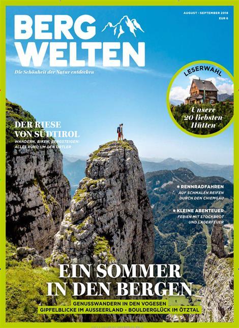 Bergwelten-Abo