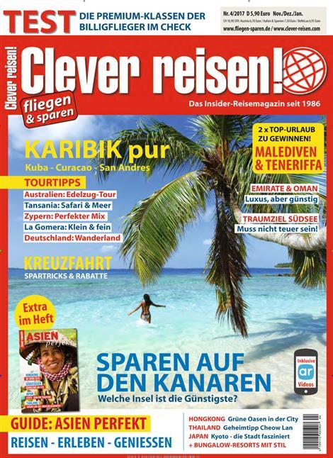 Clever-Reisen-Abo