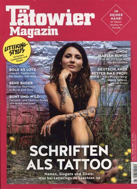Taetowier-Magazin-Abo