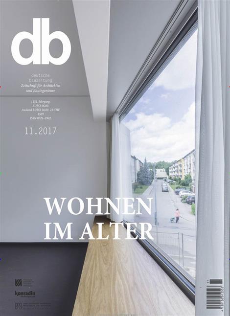 Deutsche-Bauzeitung-db-Abo