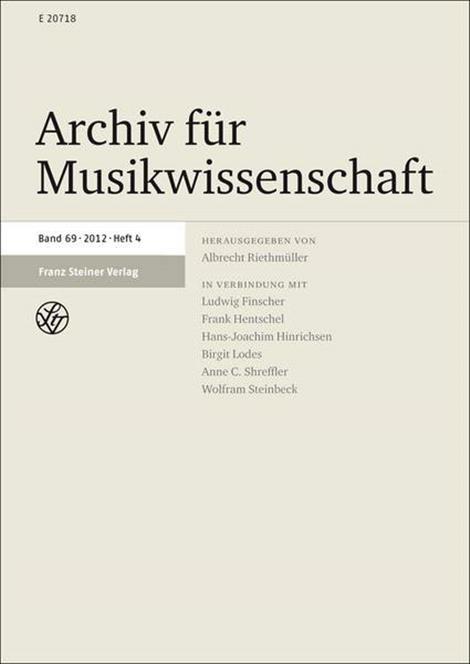 Archiv-fuer-Musikwissenschaft-Abo
