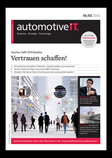 automotiveIT-Abo