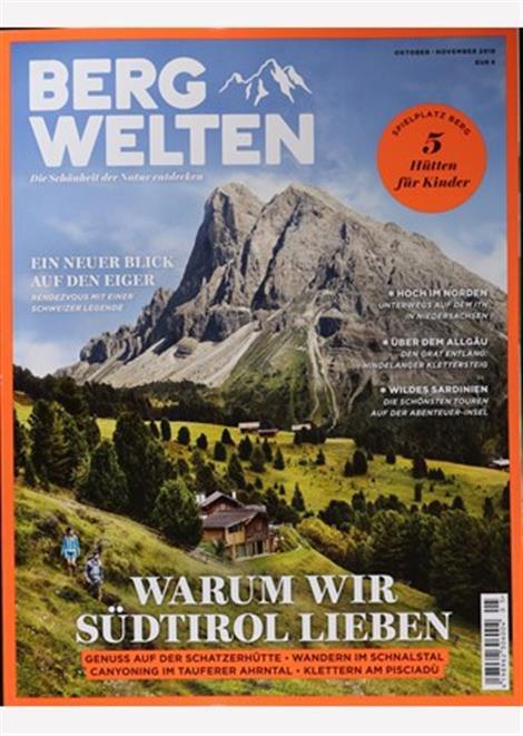 Bergwelten-Schweiz-Abo