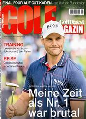 Golf-Magazin-Abo