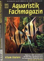 Aquaristik-Fachmagazin-Abo