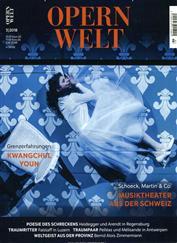 Opernwelt-Abo