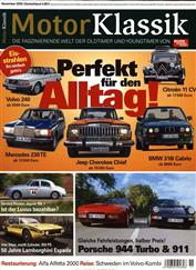 Motor-Klassik-Abo