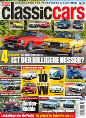 Classic-Cars-Auto-Zeitung-Abo
