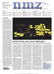 Neue-Musikzeitung-Abo