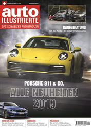 Auto-Illustrierte-Abo