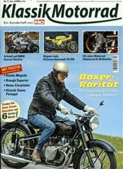 Klassik-Motorrad-Abo