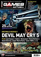 Games-aktuell-Magazin-Abo