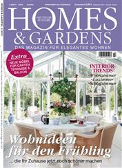Homes-und-Gardens-Deutsch-Abo