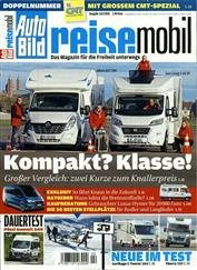 Auto-Bild-Reisemobil-Abo