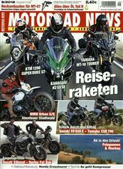 Motorrad-News-Abo