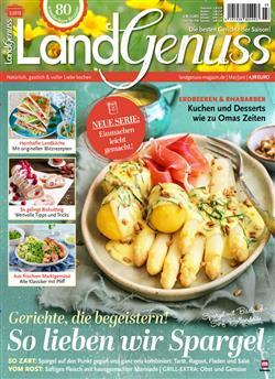 Genuss Kochzeitschrift lust auf genuss abo lust auf genuss probe abo lust auf