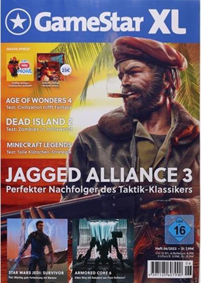 Gamestar XL ab 16 Abo