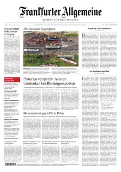 FAZ Frankfurter Allgemeine Abo