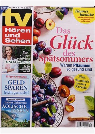 TV Hören + Sehen Abo