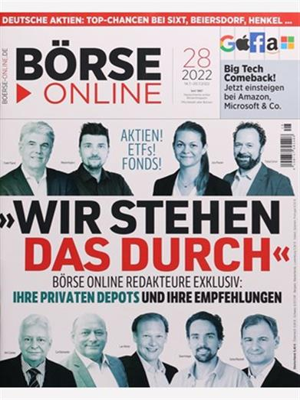 Börse Online Abo