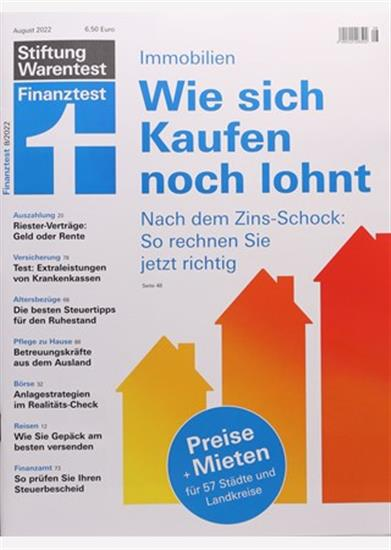 Finanztest Abo