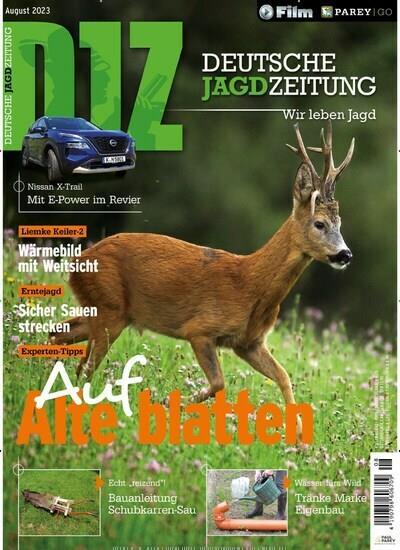 Deutsche Jagdzeitung Abo