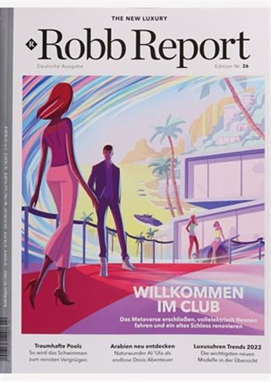 Robb Report Abo