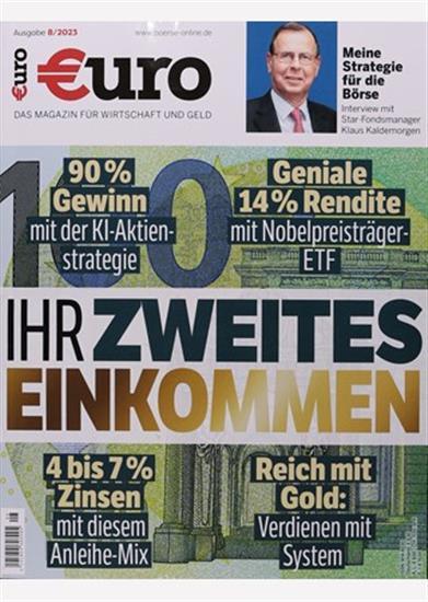 Euro Magazin Wirtschaft und Geld Abo