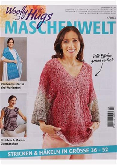 Woolly Hugs Maschenwelt Abo