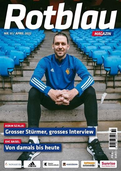 Rotblau Magazin Abo