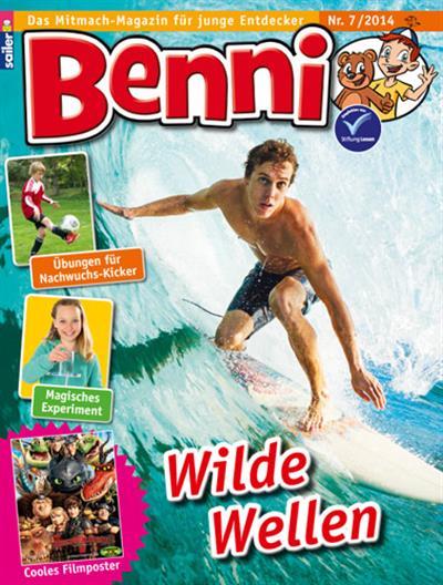 Benni Abo ▷ 35% Rabatt auf Mini- & Geschenkabo ▷ Presseplus.de