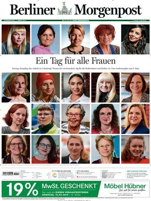 Berliner Morgenpost Abo Berliner Morgenpost Probe Abo