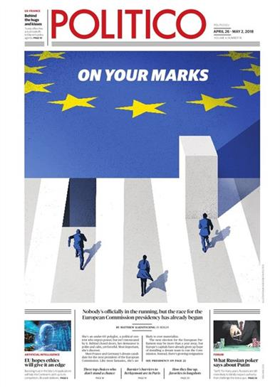 Politico Europe Abo