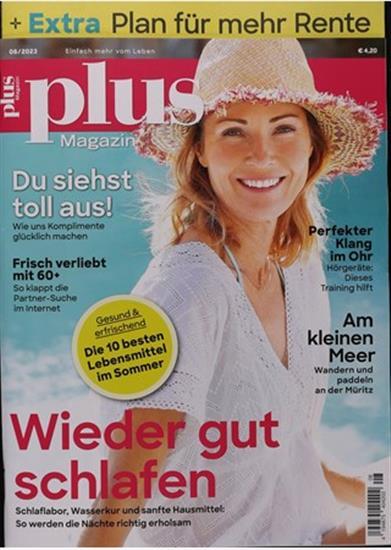 Plus Magazin Abo