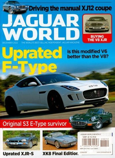 Jaguar World Abo