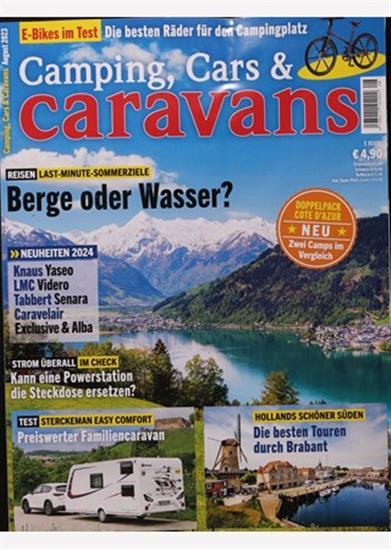 Camping Cars + Caravans Abo