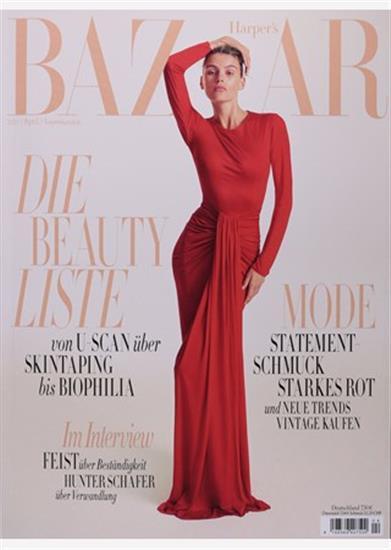 Harpers Bazaar Deutsch Abo