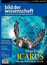 Bild der Wissenschaft Cover