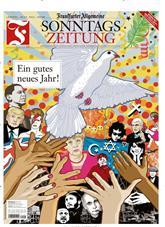FAS Sonntagszeitung Cover
