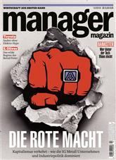 Manager Magazin Cover