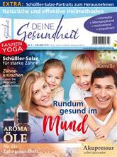 Deine Gesundheit Cover