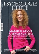 Psychologie Heute Cover