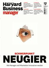 Harvard Business Manager Cover